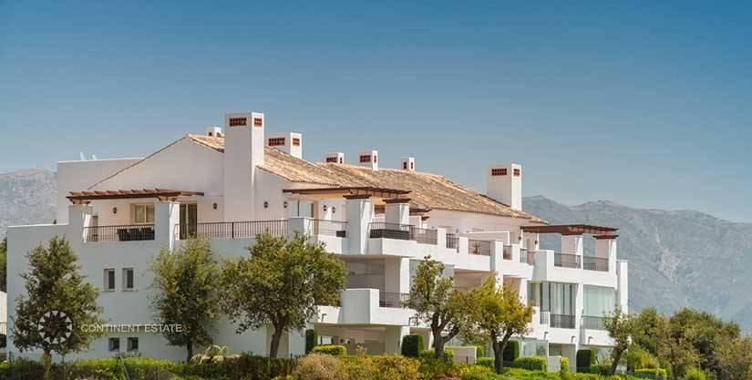 Новостройка на продажу в Испании (Побережье Коста-дель-Соль, Marbella — Elviria)