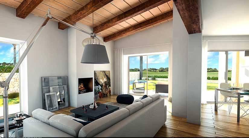 Танхаусы в новостройке на продажу в Испании (Балеарские острова, Остров Мальорка — Mallorca)