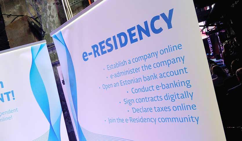 Электронное резиденство Эстонии (e-Residency)
