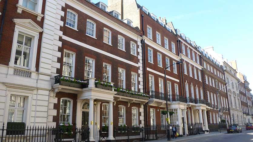 Mayfair (Мейфэр), Лондон