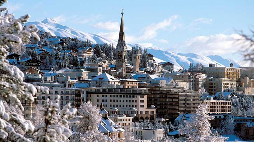 Горнолыжные курорты, Швейцария