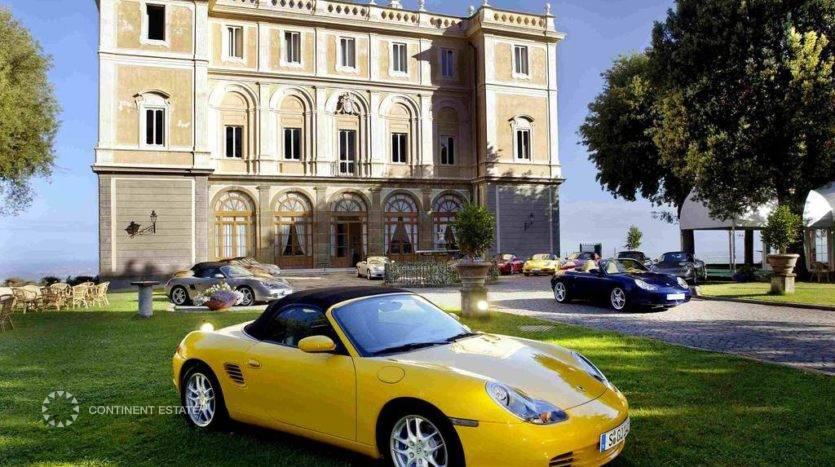 Бутик-отель на продажу в Италии (Рим, Лацио — Rome)