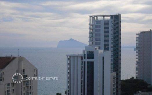 Апартамент недалеко от моря на продажу в Испании (Побережье Коста Бланка, Кальпе — Calpe)
