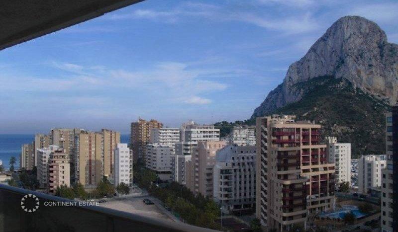 Апартамент на продажу в Испании (Побережье Коста Бланка, Кальпе — Calpe)