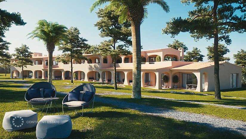 Апартаменты рядом с морем на продажу в Португалии (Алгарве, Фару, Вила Лара — Vila Lara)