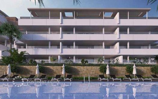 Апартаменты на продажу в Испании (Новостройка, Побережье Коста-дель-Соль, Benahavis — Alcurzuz)