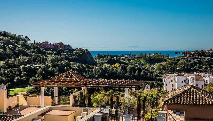 Апартаменты на продажу в Испании (Побережье Коста-дель-Соль, Benahavis — Alcurzuz)