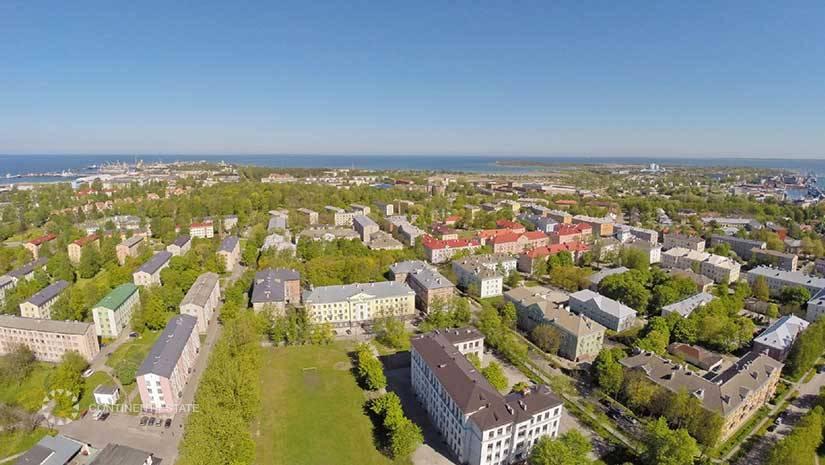 Квартиры на продажу в Эстонии (Харьюмаа, город Таллин — Tallinn)