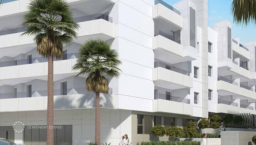 Апартаменты и пентхаусы на продажу в Испании (Новостройка, Побережье Коста-дель-Соль — San Pedro de Alcantara)