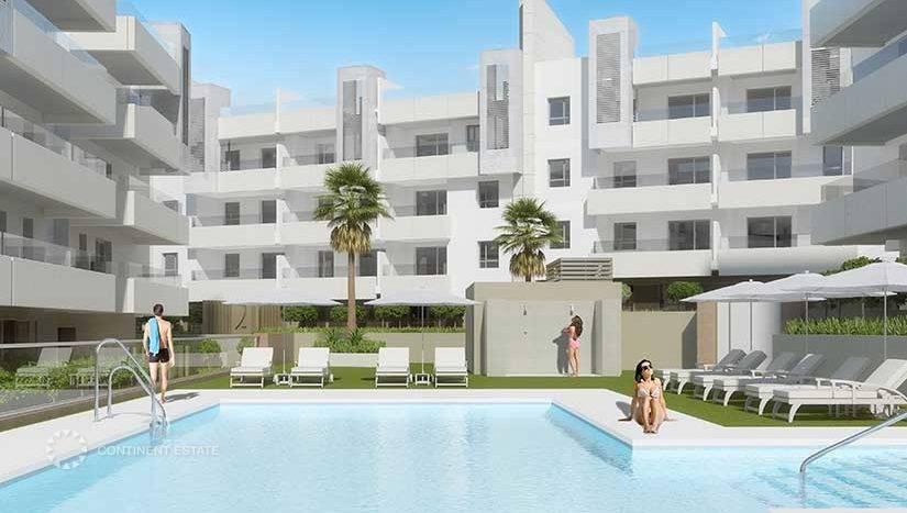 Апартаменты и пентхаусы в новостройке на продажу в Испании (Побережье Коста-дель-Соль — San Pedro de Alcantara)