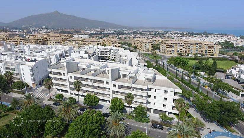 Апартаменты и пентхаусы на продажу в Испании (Побережье Коста-дель-Соль — San Pedro de Alcantara)