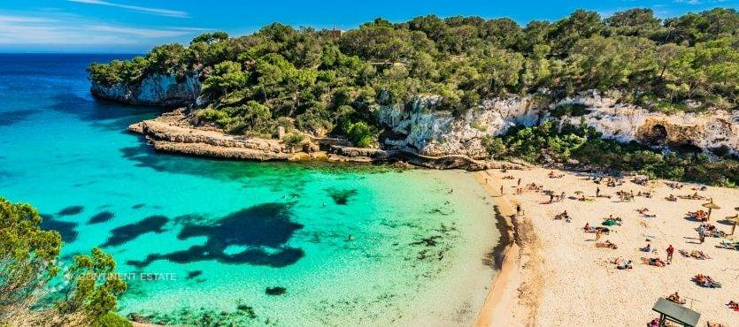 Апартамент в новостройке на продажу в Испании (Балеарские острова, Остров Майорка — Mallorca)