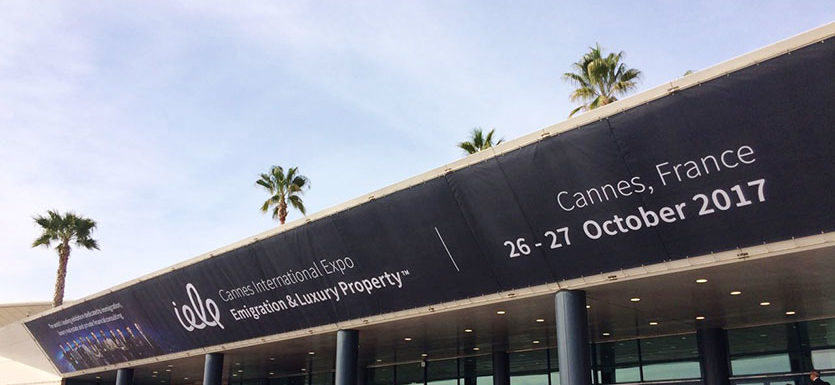 Международная выставка Cannes International Emigration & Luxury Property Expo 2017