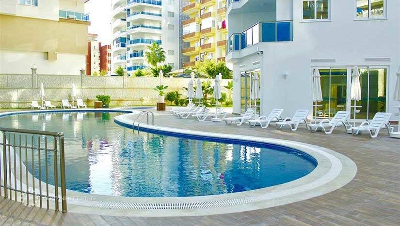 Двухкомнатная квартира на продажу в Турции (Анталия — Алания (район Махмутлар) — Alanya)
