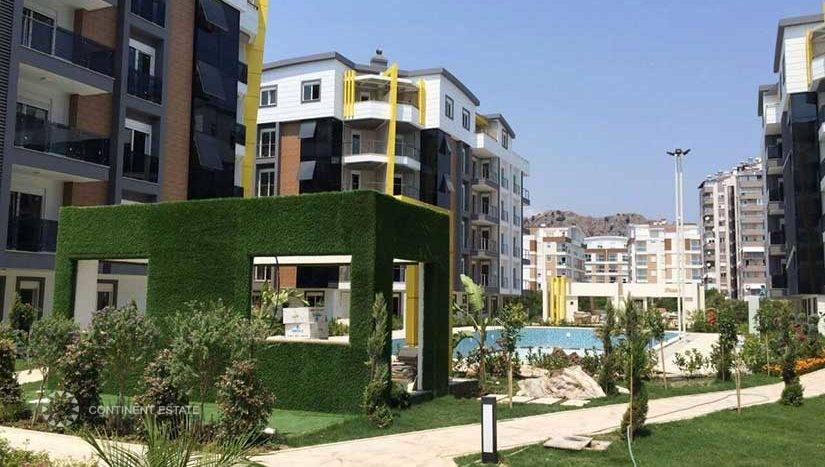 Квартиры на продажу в Турции (Анталья — Новостройка — Konyaaltı)