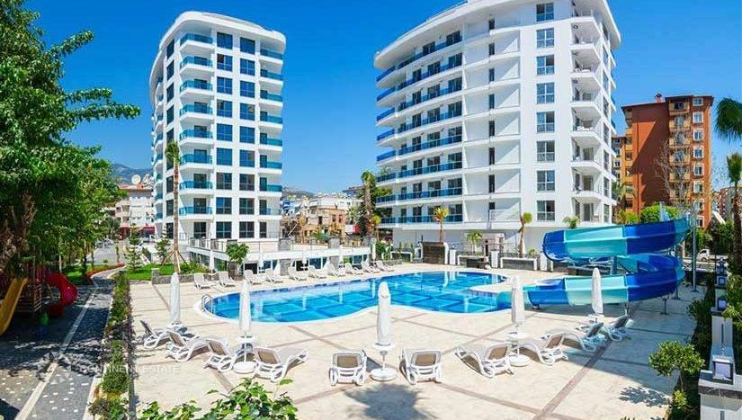 Квартиры на продажу в Турции (Анталья — Аланья (Новостройка) — Alanya)