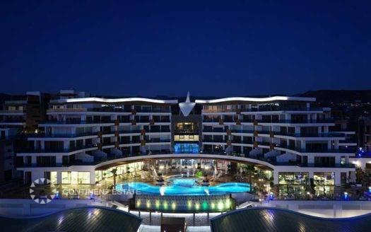 Апартаменты недалеко от моря в аренду в Турции (Анталья — Аланья (район Конаклы) — Alanya)