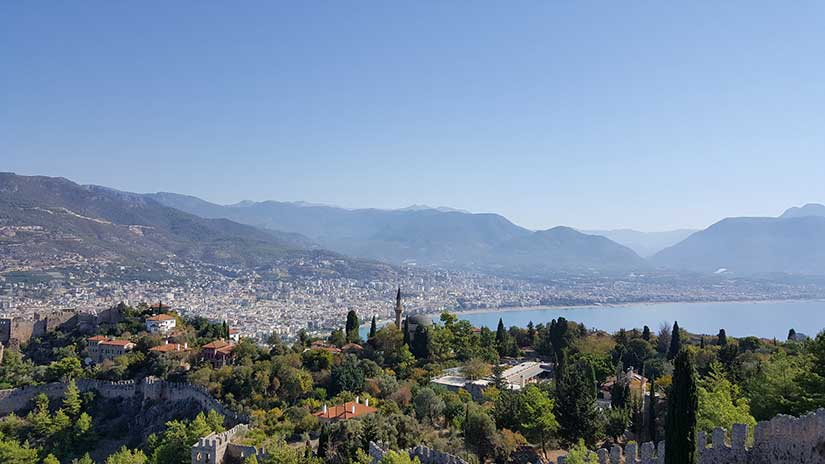 Аланья (Alanya) – Анталья, Турция
