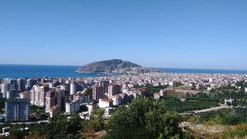 Города и курортные поселки Аланье