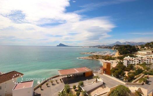 Апартамент с видом на море на продажу в Испании (Коста Бланка — Altea)