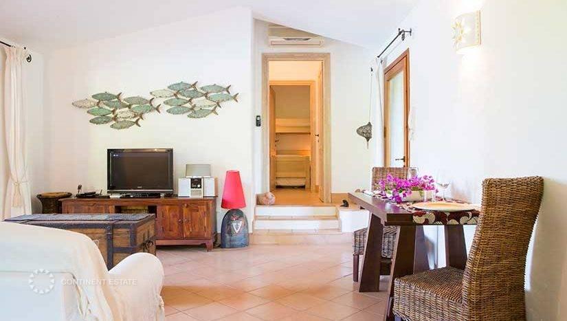 Вилла в аренду в Италии (Остров Сардиния, Кальяри — Domus de Maria)