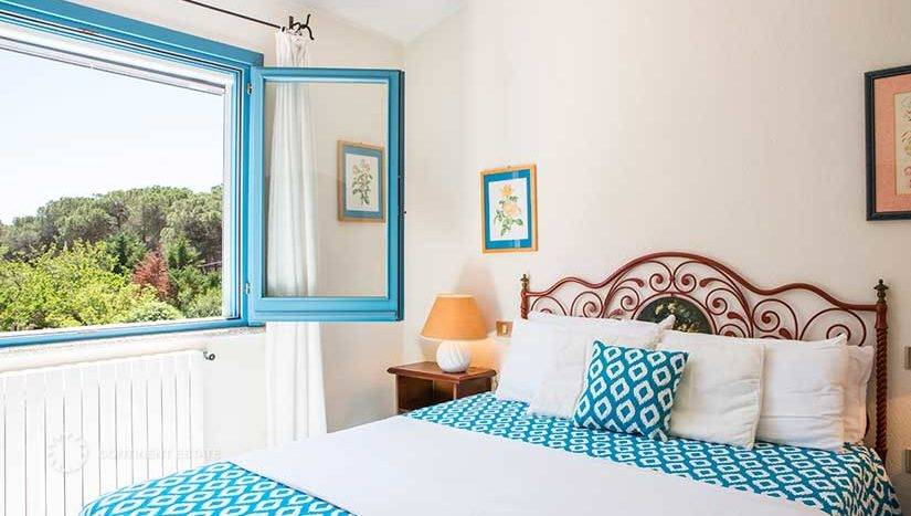 Вилла в аренду близко к пляжу в Италии (Остров Сардиния, Кальяри — Santa Margherita di Pula)