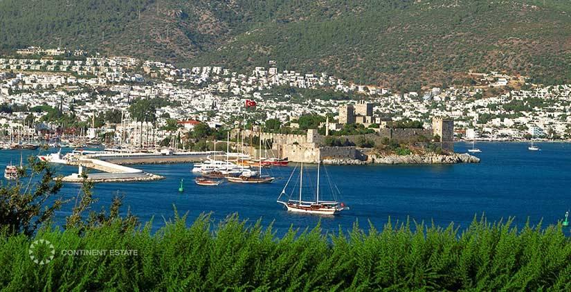 Вилла рядом с морем на продажу в Турции (Мугла — Bodrum)