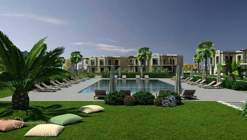 Апартамент недалеко от моря на продажу в Турции (Мугла — Milas)