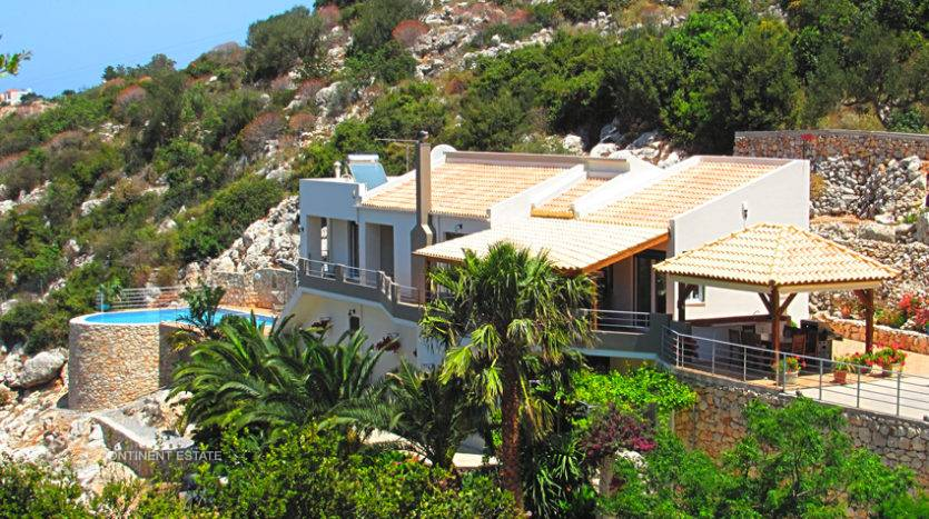 Вилла недалеко от моря на продажу в Греции (остров Крит, Ханья — Almirida)