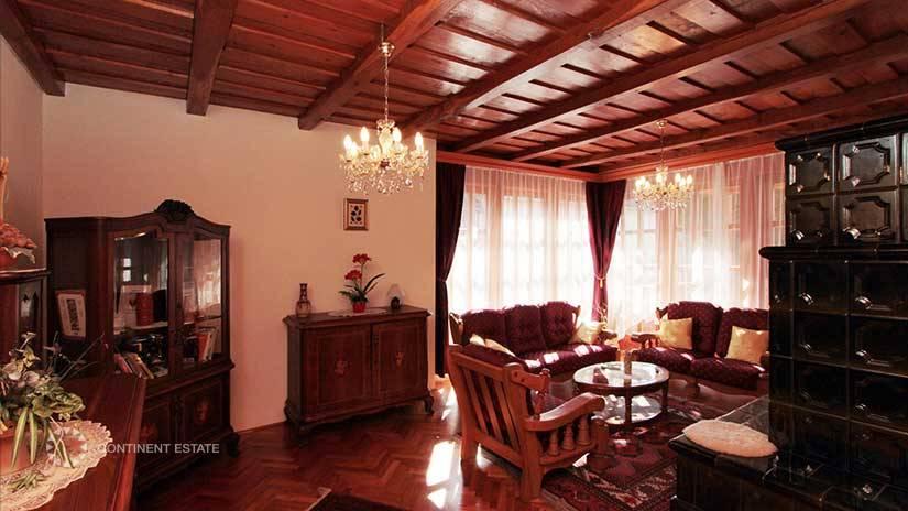 Дом на продажу в Венгрии (Западная Трансданубия, курорт Хевиз — Heviz)