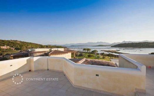 Вилла в аренду недалеко от моря в Италии (Остров Сардиния, Ольбия-Темпио — Capo Coda Cavallo)