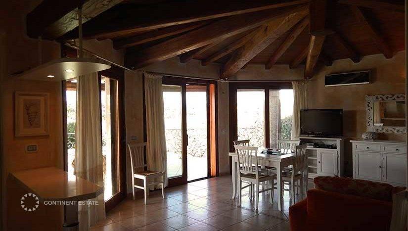 Вилла в аренду в Италии (Остров Сардиния, Ольбия-Темпио — Capo Coda Cavallo)