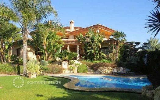 Вилла рядом с морем в аренду в Испании (Коста Дорада, Таррагона — Tamarit)