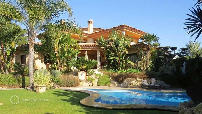 Апартаменты в испании коста дорада аренда белый дом в дубае