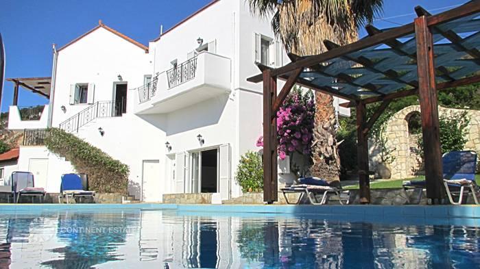 Вилла на продажу в Греции (остров Крит, Ханья — Almirida)