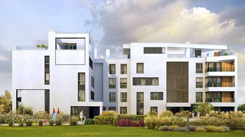 Квартиры в новостройке на продажу в Польше (Малопольское воеводство, город Краков, Броновице — Kraków)