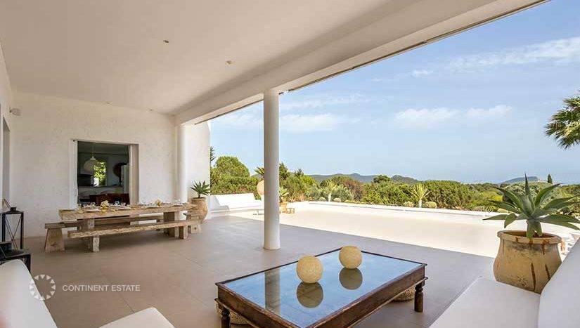 Вилла в аренду в Испании (Балеарские острова, Остров Ибица — Ibica)