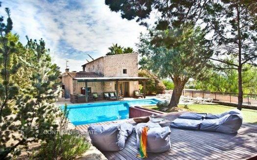 Вилла в в аренду в Испании (Балеарские острова, Остров Ибица — Ibica)