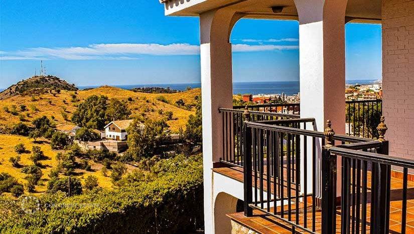 Вилла на продажу в Испании (Коста-дель-Соль, Малага, Престижный район — Malaga)